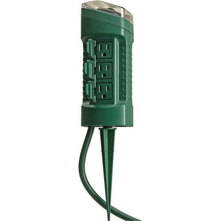 woods outdoor lighting timer manual 59787h