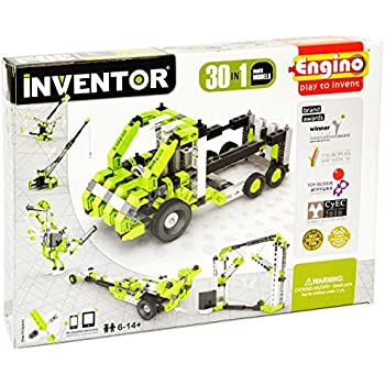 engino inventor 50 in 1 instructions