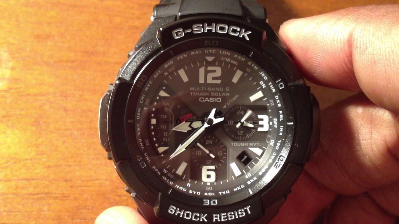 g shock gw 500a manual