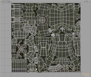 Maya renderman how to repeat uv tiles