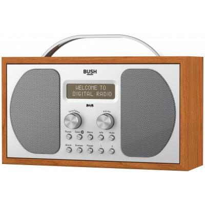 bush dab radio instruction manual