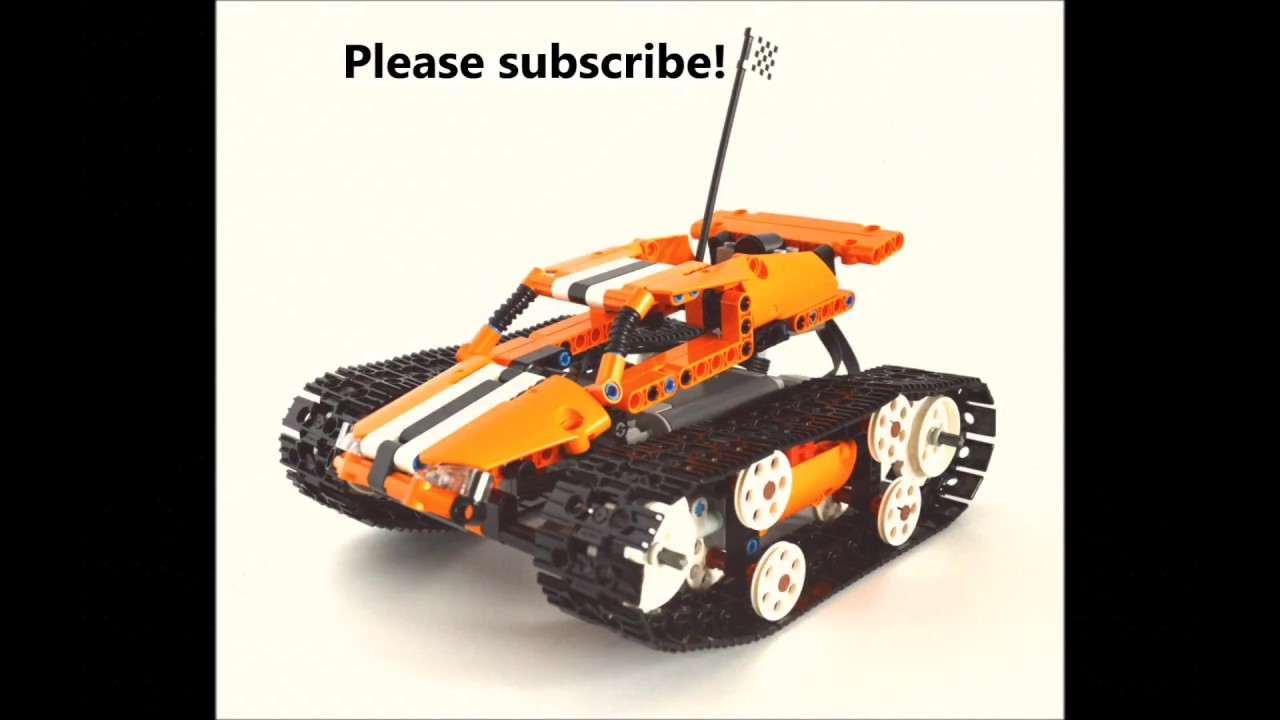 lego rc racer instructions