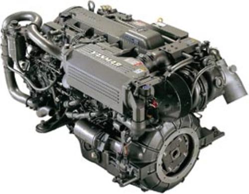 Yanmar 6lp ste parts manual