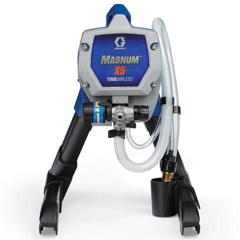 Graco airless paint sprayer repair manuals