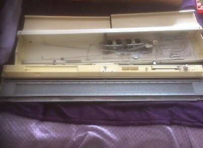 Brother kh881 knitting machine manual
