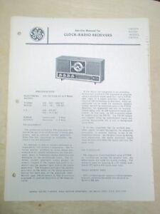 General electric clock radio manual