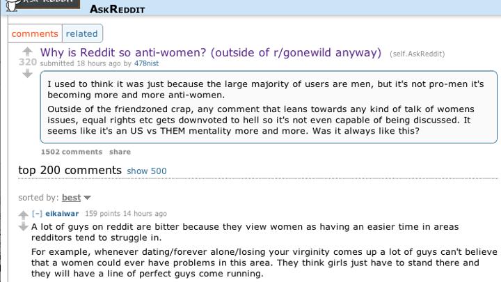 Reddit how to get attractive women