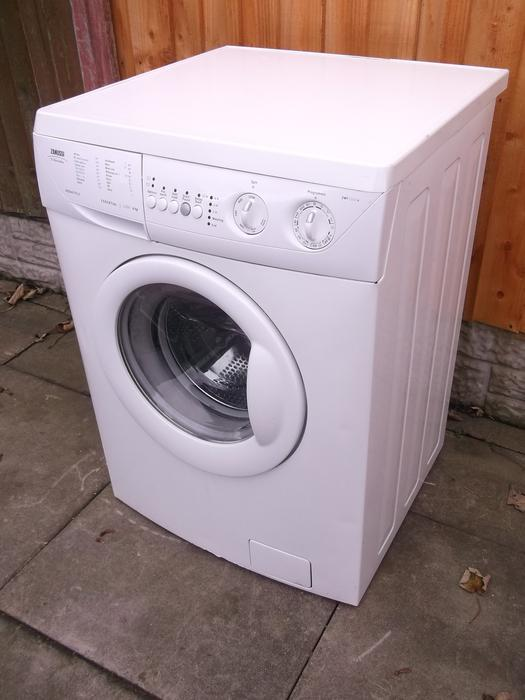 Zanussi essential 1200 6kg washer dryer manual