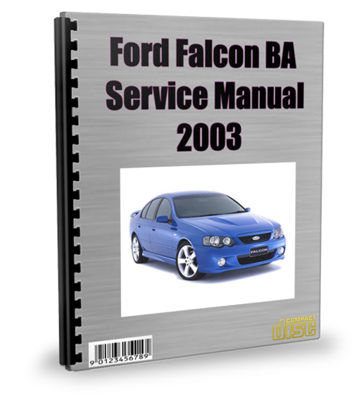 Ford falcon repair manual pdf