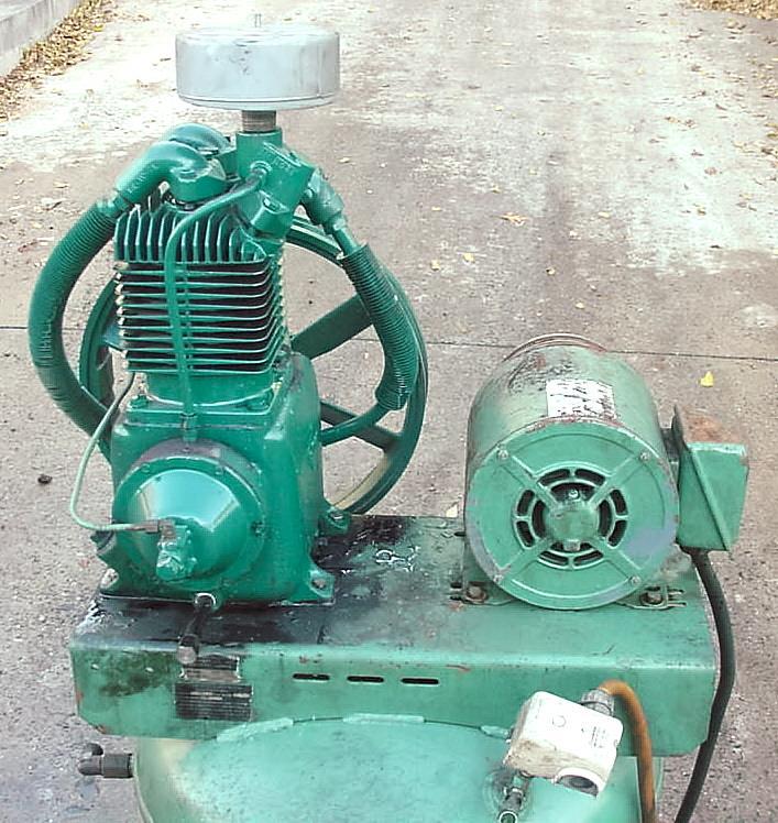 Champion pneumatic air compressor manual