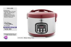 robert irvine rice cooker instructions