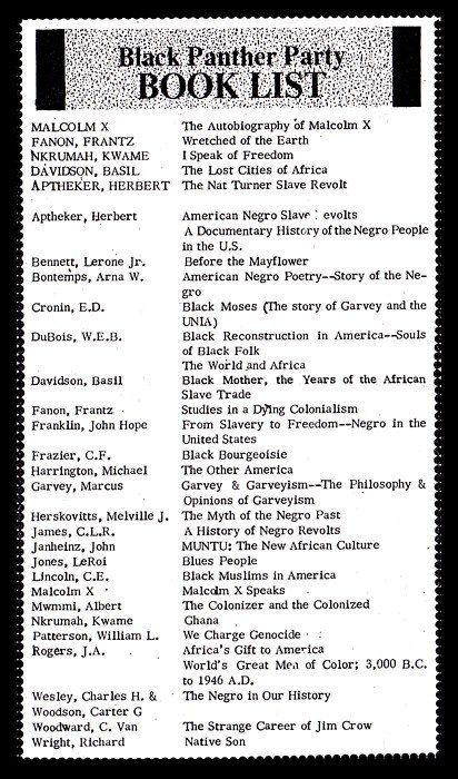 Books and writers list pdf