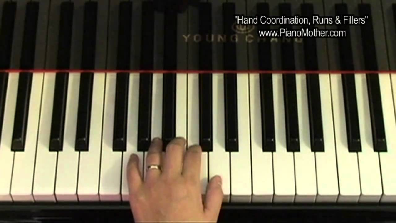 Piano hand coordination exercises pdf