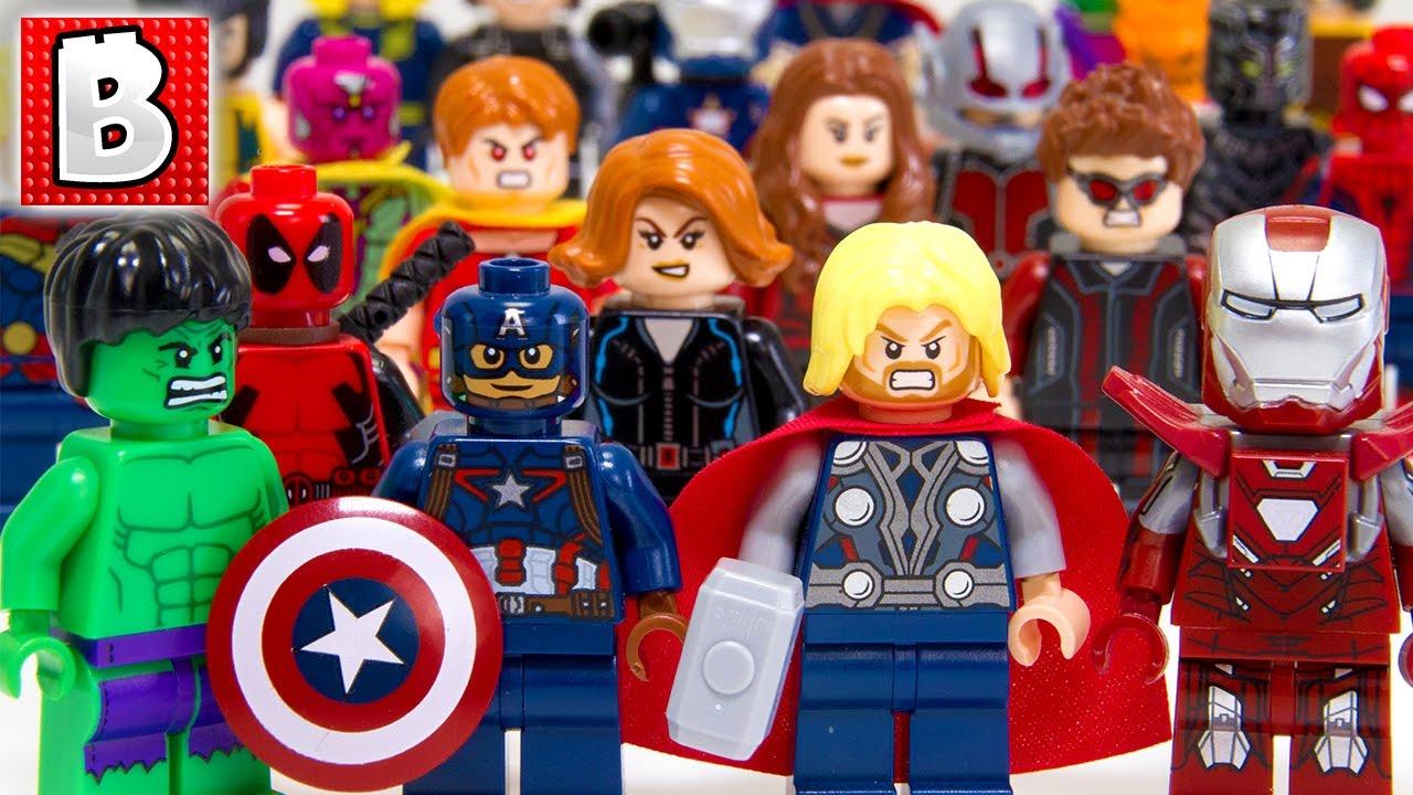 Lego marvel superheroes 2 how to take photos
