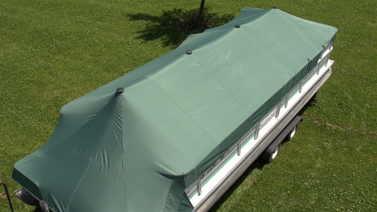blueline boat cover fitting instructions