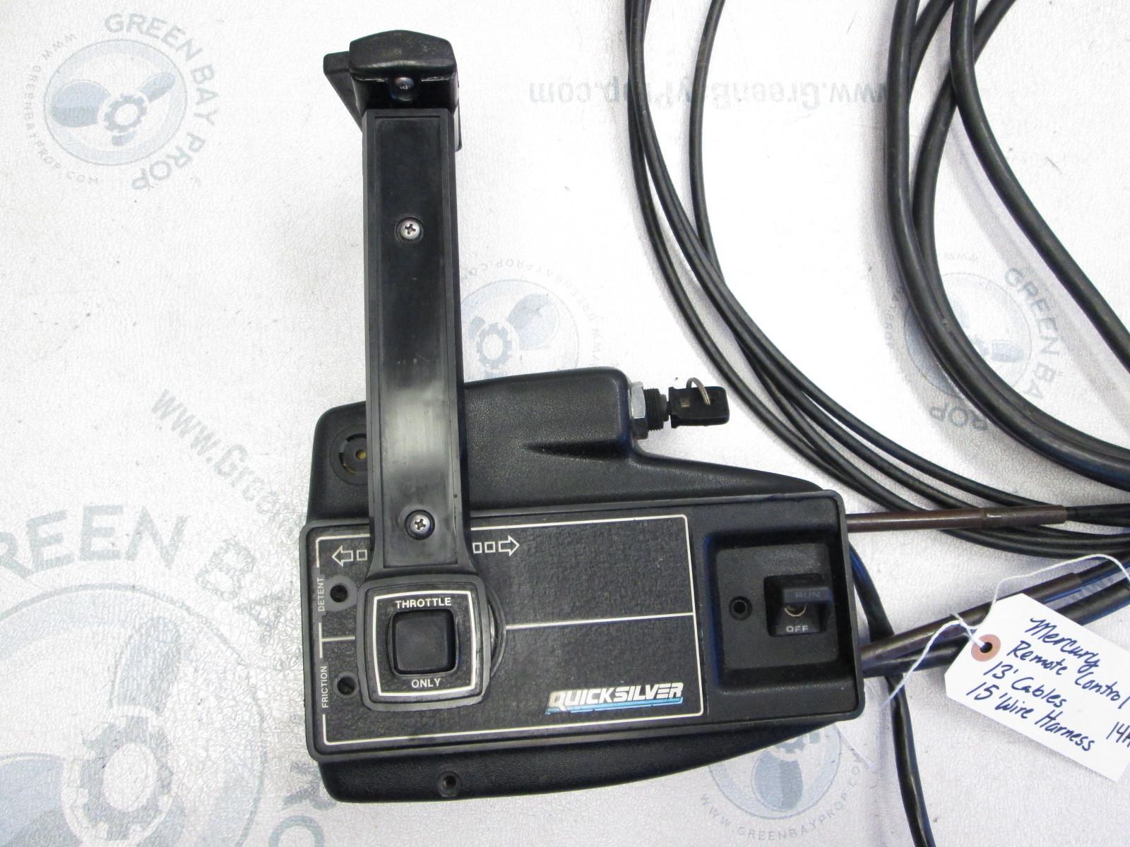 tohatsu remote control box manual