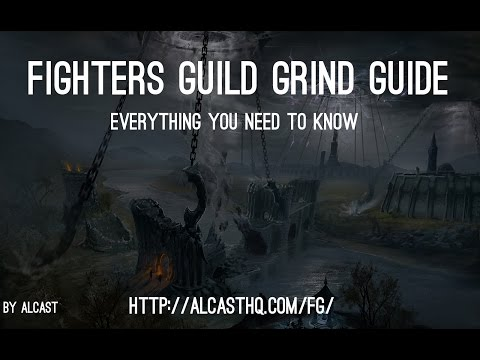 Eso how to join fighters guild daggerfall