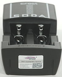 Efest battery charger instructions
