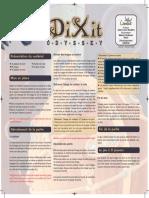 Regle du jeu dixit pdf