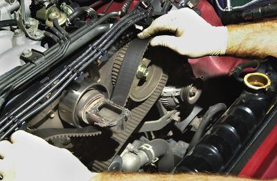 optra 5 2006 manual timing belt