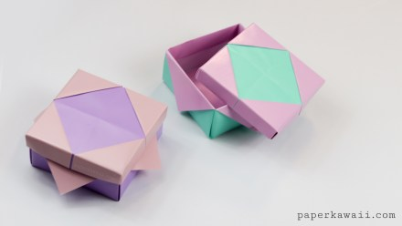 puffy star origami instructions