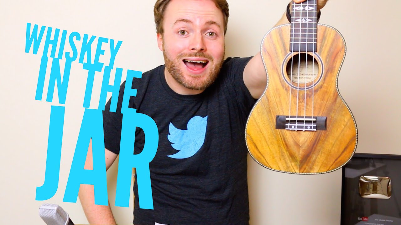 Whiskey in the jar ukulele pdf