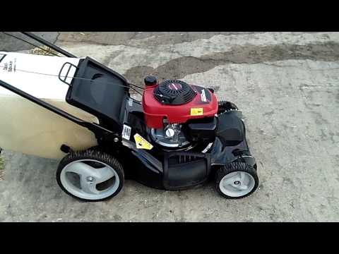 Craftsman lawn mower honda engine manual