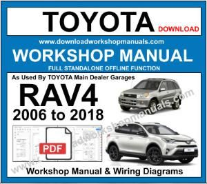 2011 toyota rav4 maintenance manual