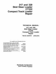 john deere 317 service manual pdf download