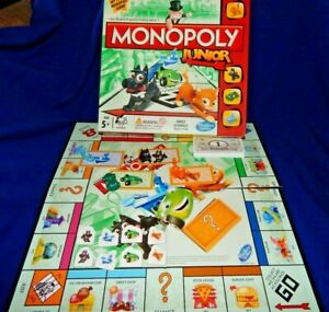 Monopoly junior cars 3 instructions