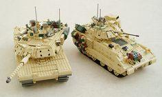 9734 m1a1 abrams tank instruction pdf