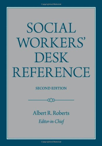 The social work dictionary 6th edition pdf