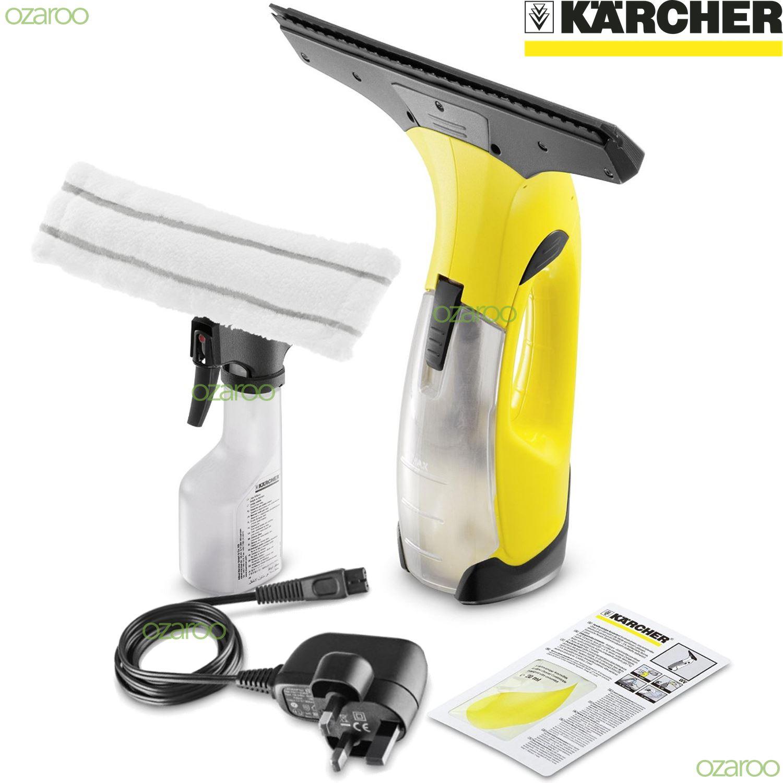 Karcher window vac wv2 instructions
