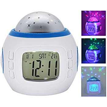 Discovery kids projection alarm clock manual