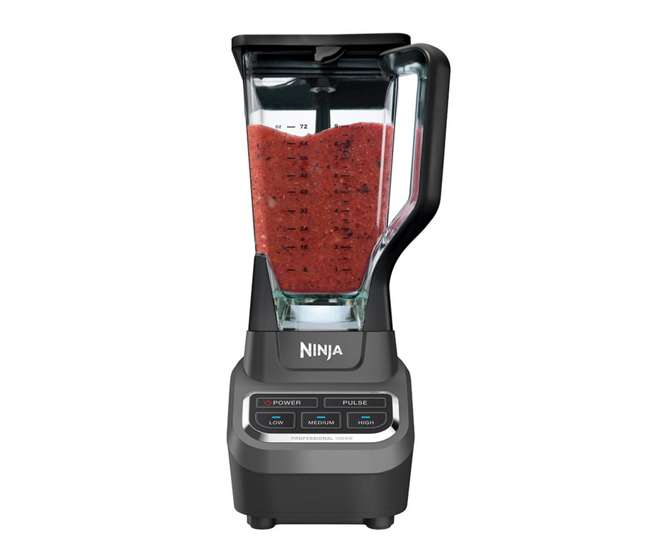 Ninja blender 1000 watts manual
