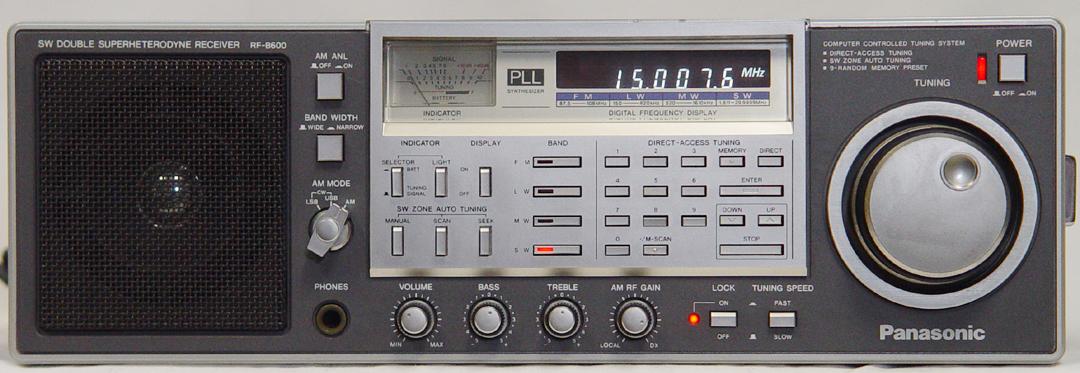 Panasonic rf 3100 service manual