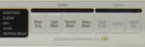 maytag jetclean dishwasher eq plus manual