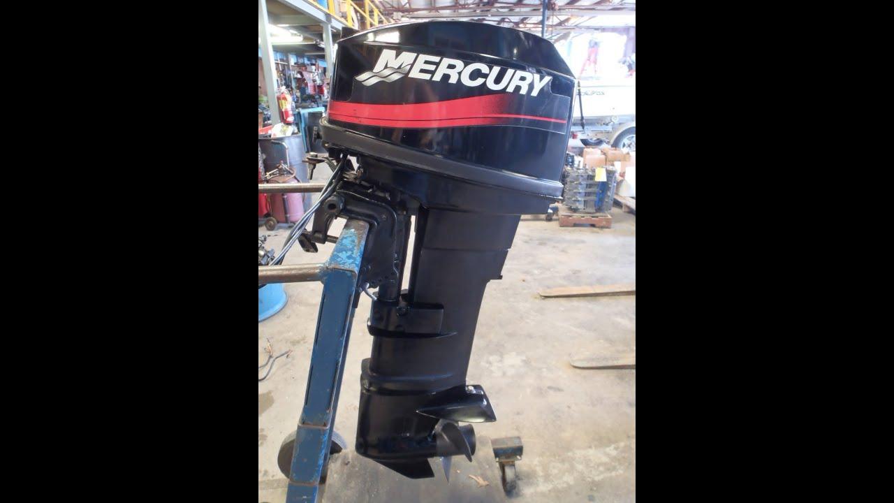mercury 20 hp 2 stroke manual