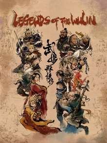 Legends of the wulin pdf