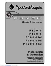 rockford fosgate punch 500s manual