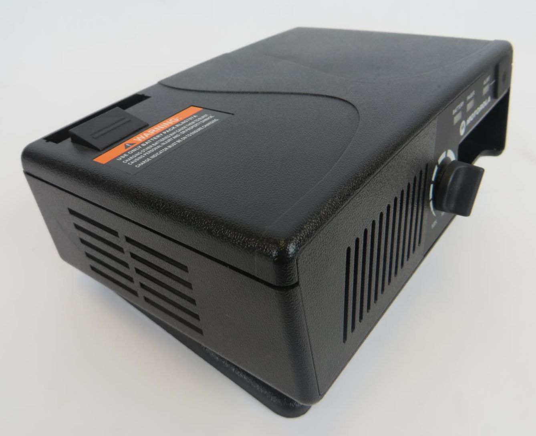 motorola minitor v amplified charger manual