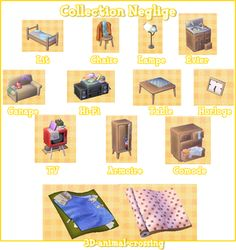 Acnl how to get furniture you want