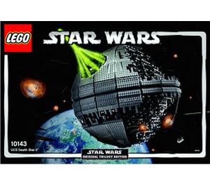 death star lego set instructions