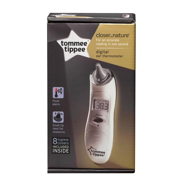 tommee tippee digital thermometer instructions