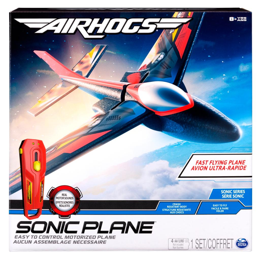 air hogs plane instructions