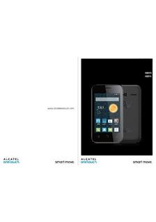 Alcatel one touch pixi 3 manual