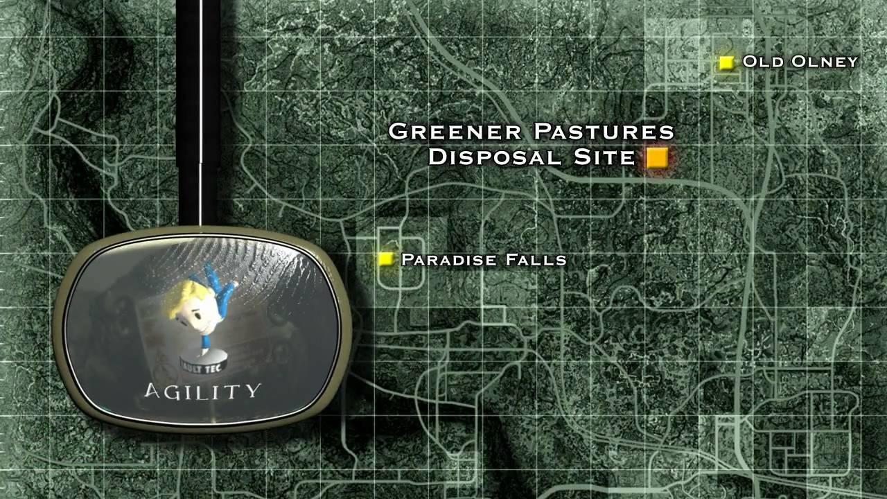 Fallout 3 bobblehead locations pdf