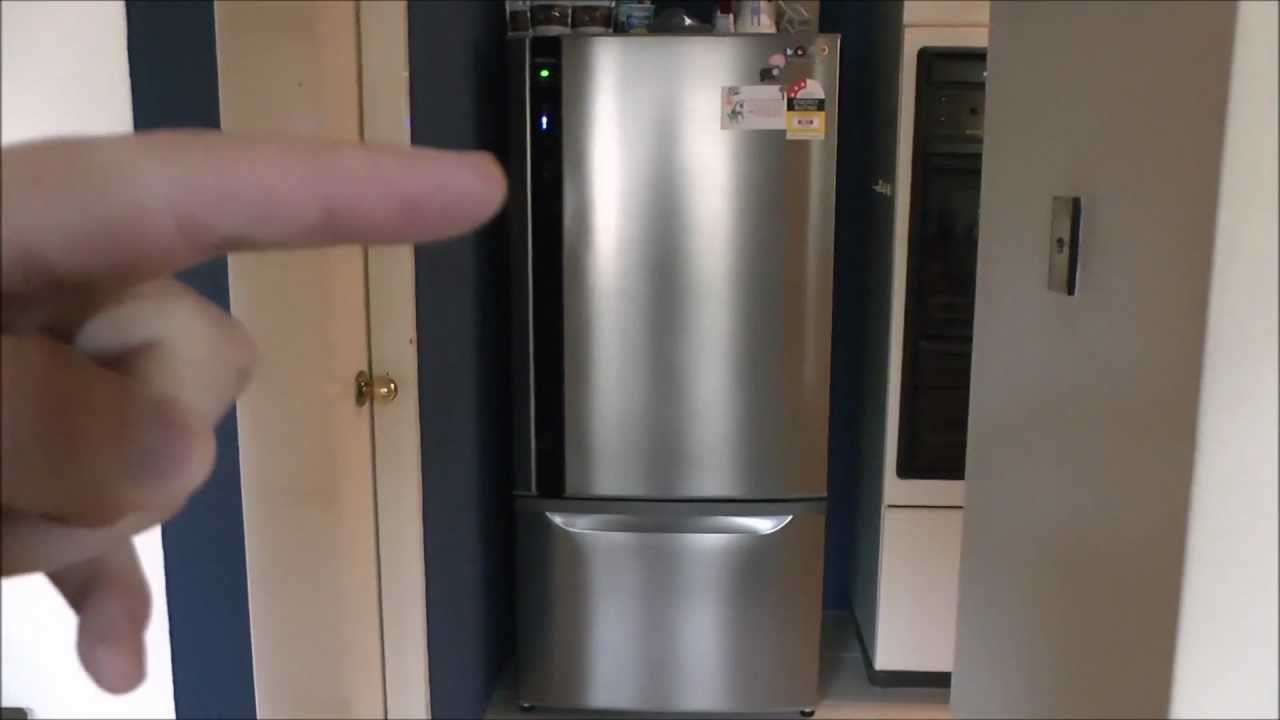 panasonic inverter fridge freezer manual