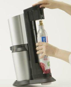 sodastream source instruction manual