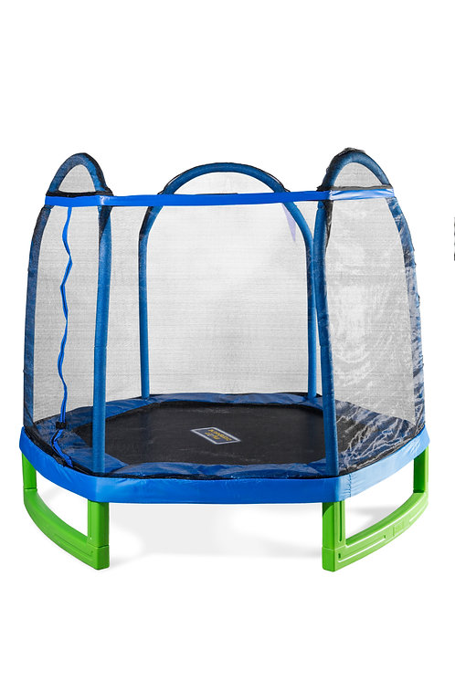 My 1st trampoline assembly instructions